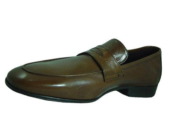Doucals Men's 2020 Dressy Leather Italian Slip on Loafer Shoes