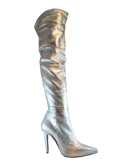 Biondini 5553 Silver over the knee