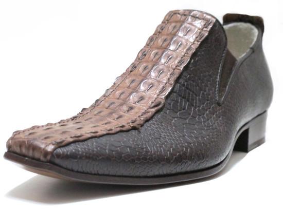 Men's Dress shoes 981 Croc leather Carlos Ventura