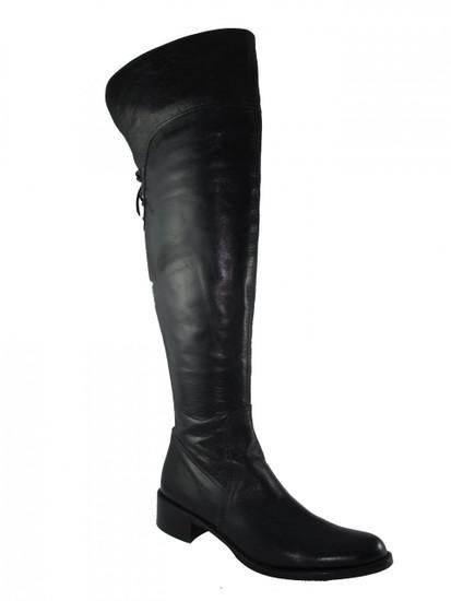 Women's Over the Knee Italian Boots Ivan By Lamica Designer
