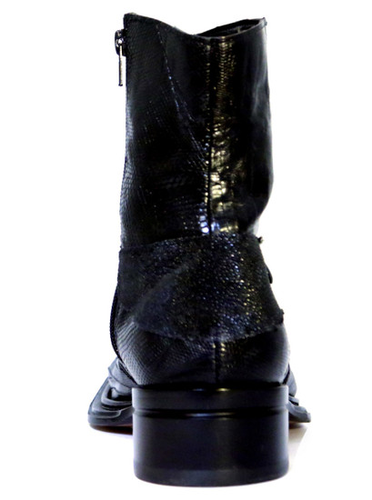 mauri 42729 Black Ankle boot
