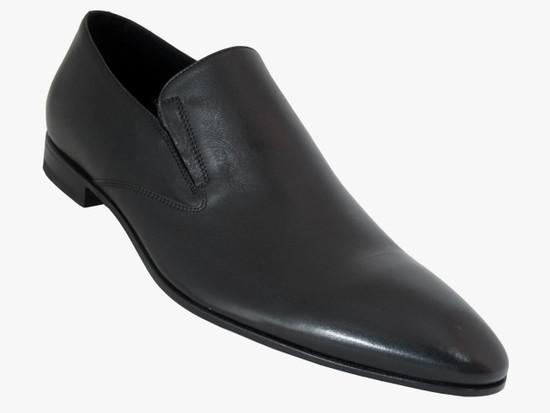 Doucals slip on 1129 Black