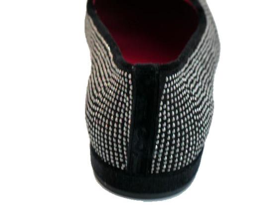 Alberto Gozzi  054  Venice Women's Designer Leather Flat Dressy Shoes