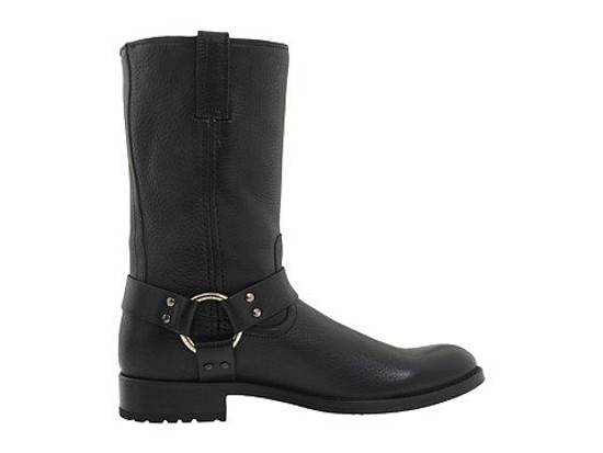 Frye Harness Boots Jackson Black