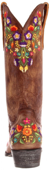 Womens Old Gringo Sora L841-3 13 Inch Boots Brass