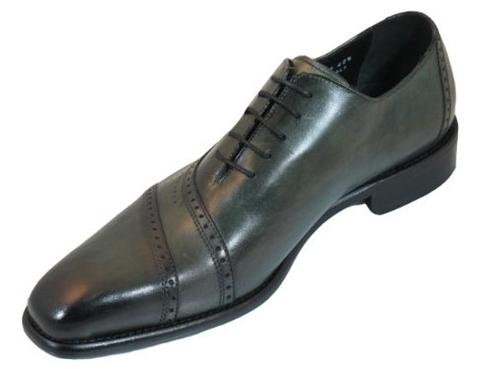 Toscana 3537 Men's Italian Lace Up Dressy Shoes