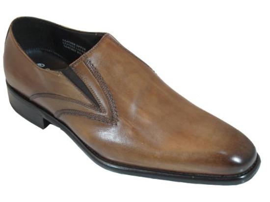 Toscana 7282 Men's Italian Slip On Dressy Shoes