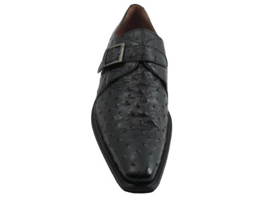Toscana 6295 Ostrich Slip On shoes
