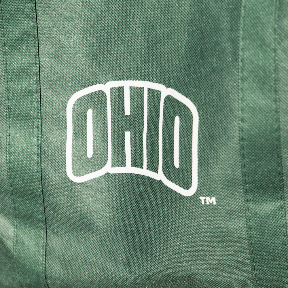 ARCHED OHIO UNIVERSITY TOTE BAG