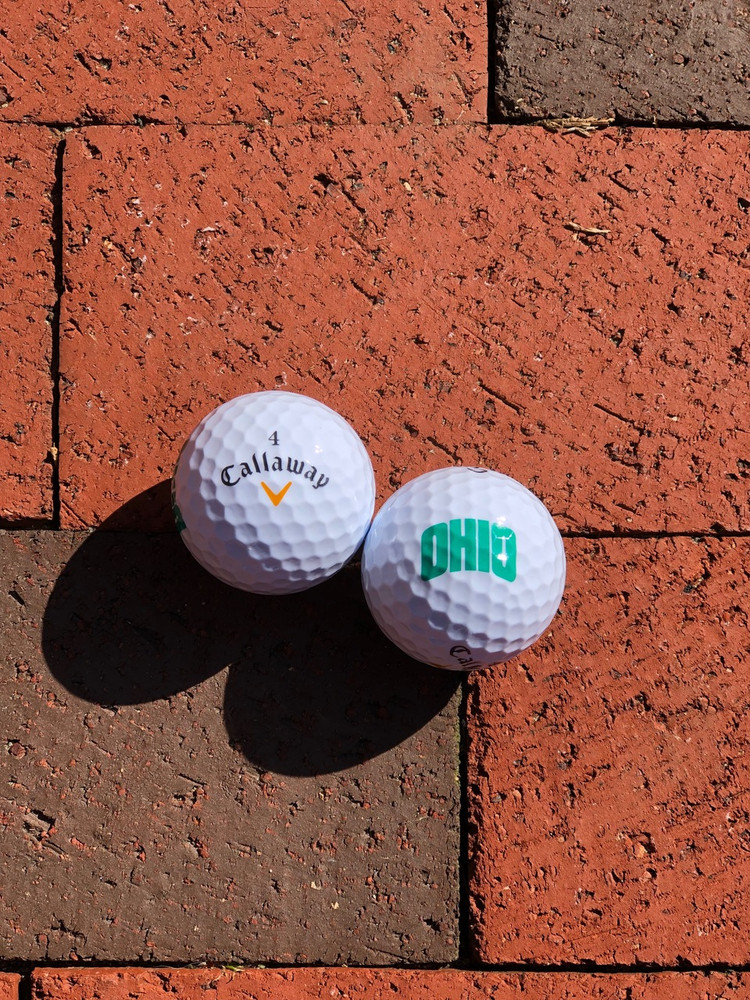 CALLAWAY ARCH OHIO GOLF BALL (SET OF 2)