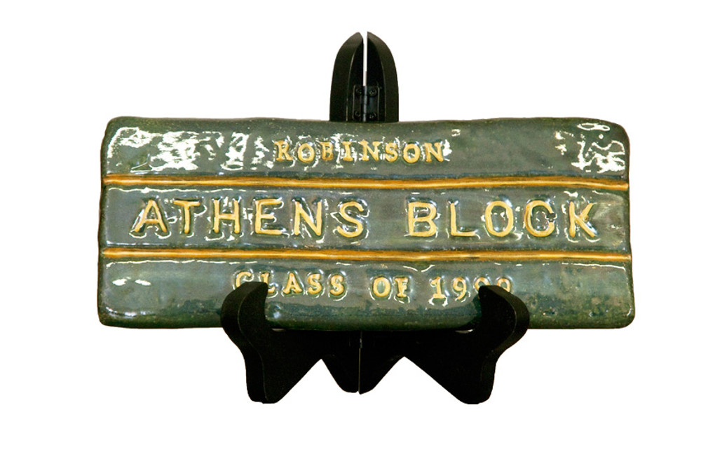 ATHENS BLOCK STUDIO TILE CUSTOM