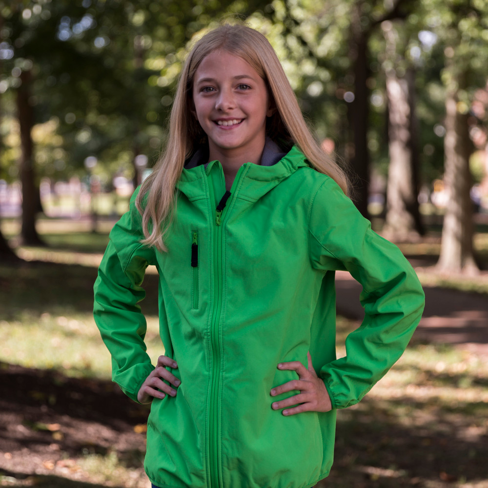 CLIQUE TRAIL YOUTH JACKET