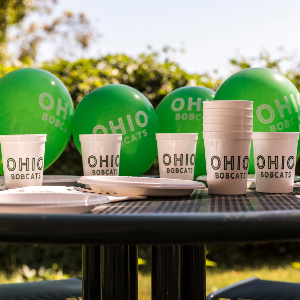 OHIO BOBCATS PARTY IN A BOX
