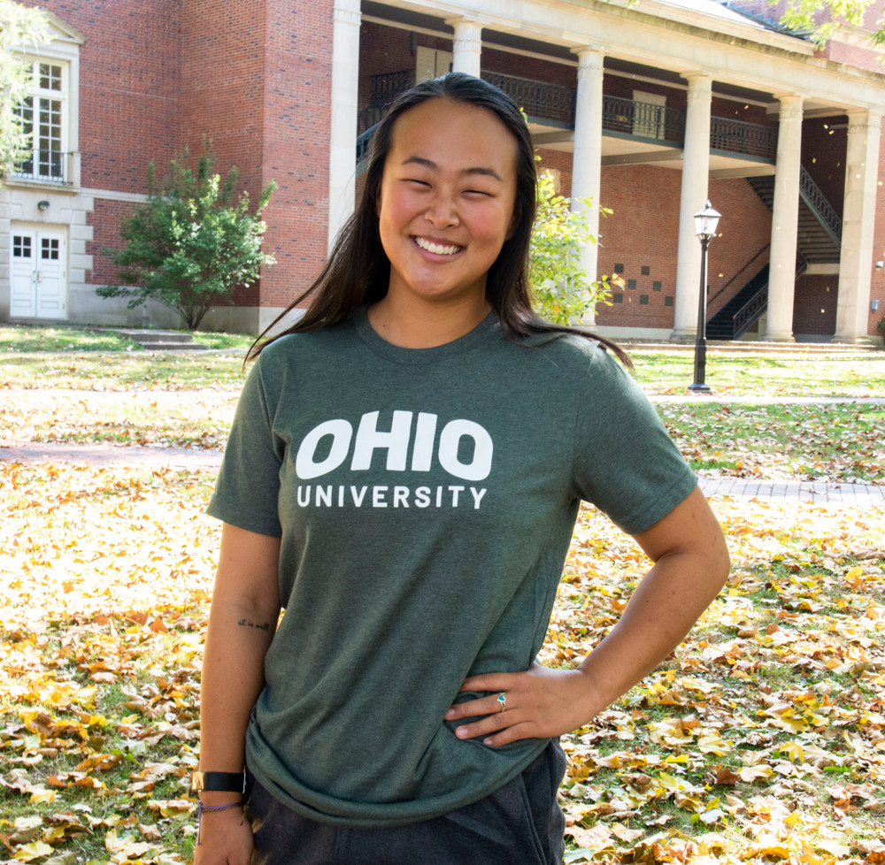 ARCHED OHIO T-SHIRT