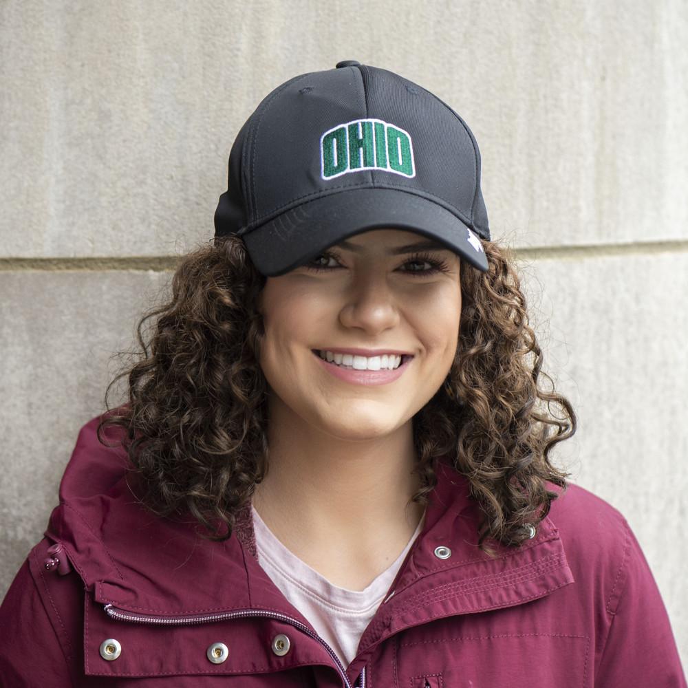 REEBOK OHIO HOCKEY HAT