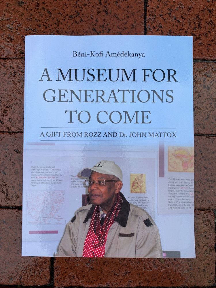 A MUSEUM FOR GENERATIONS TO COME BOOK