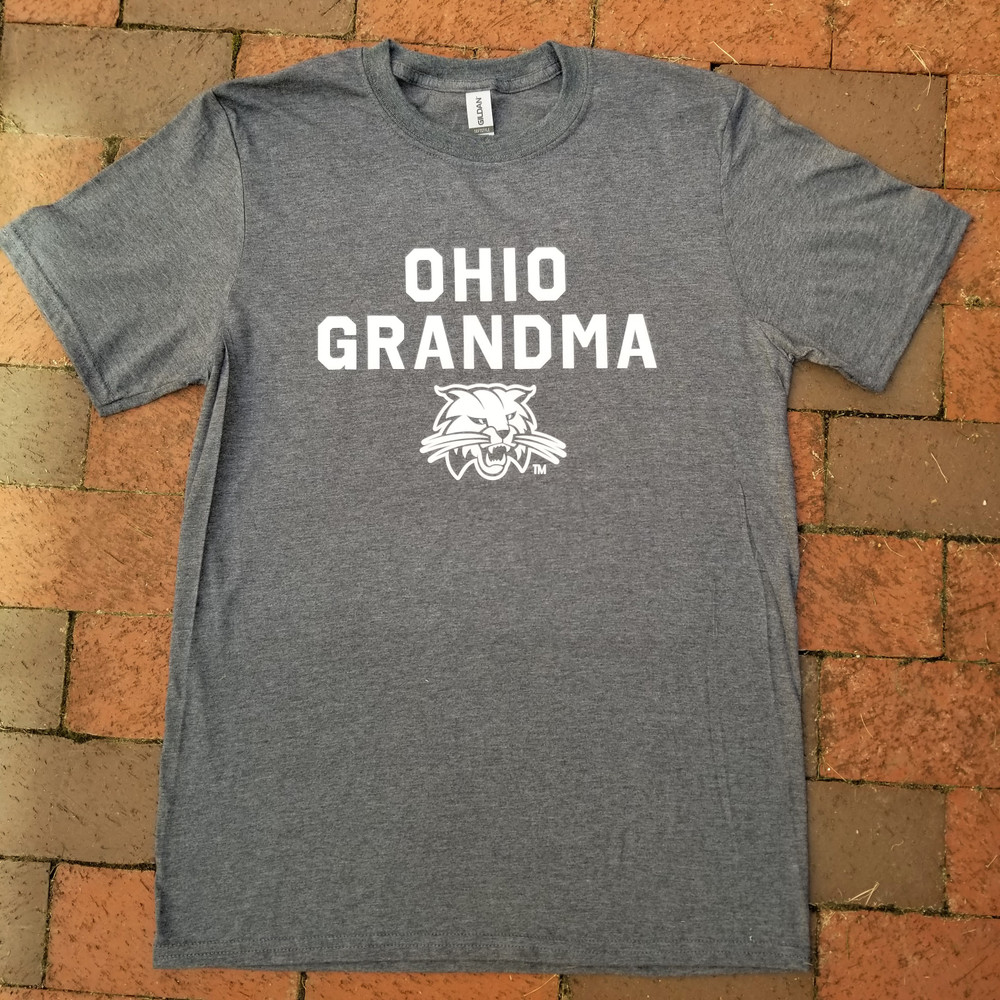 OHIO GRANDMA T-SHIRT