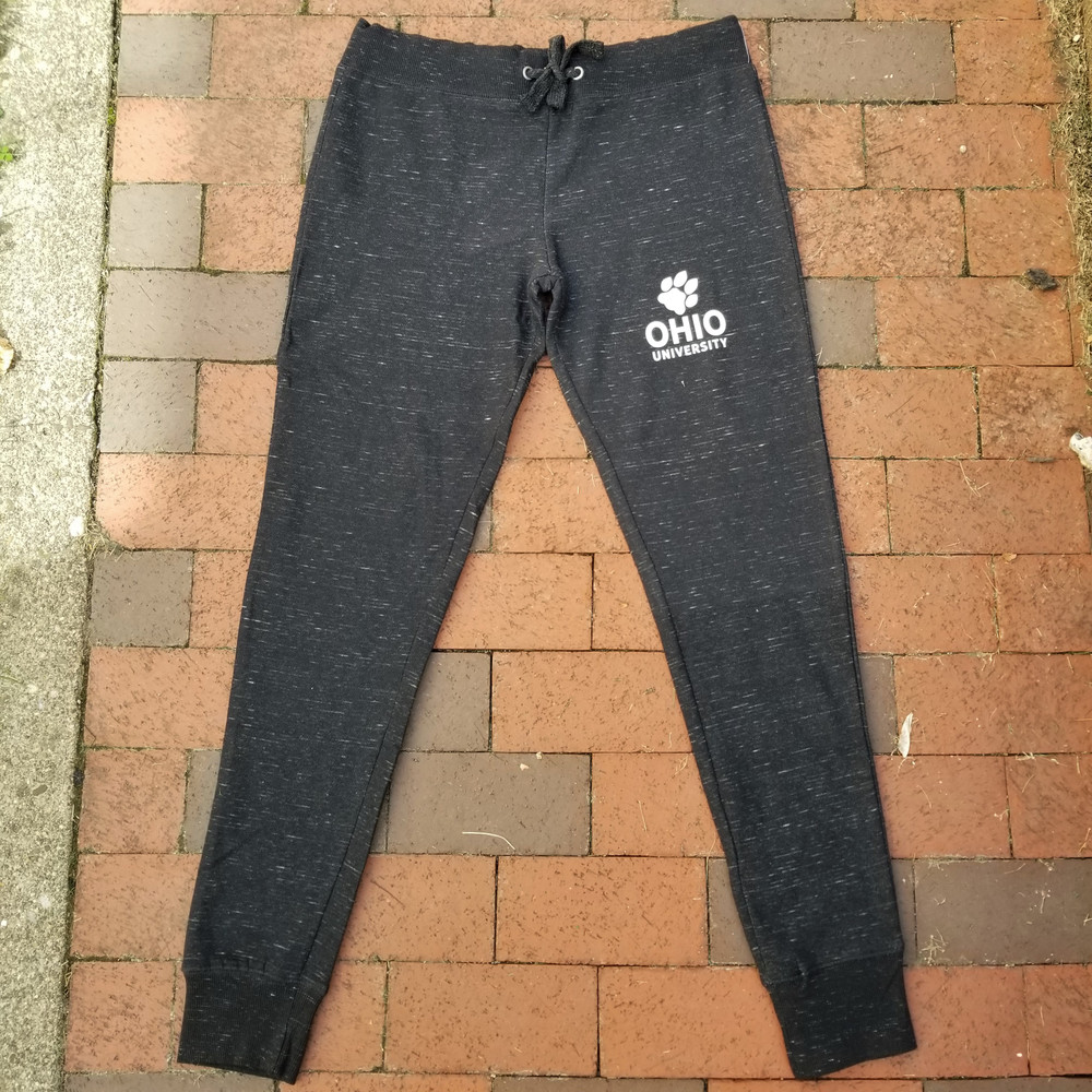 WOMEN'S OHIO UNIVERSITY PAW JOGGERS