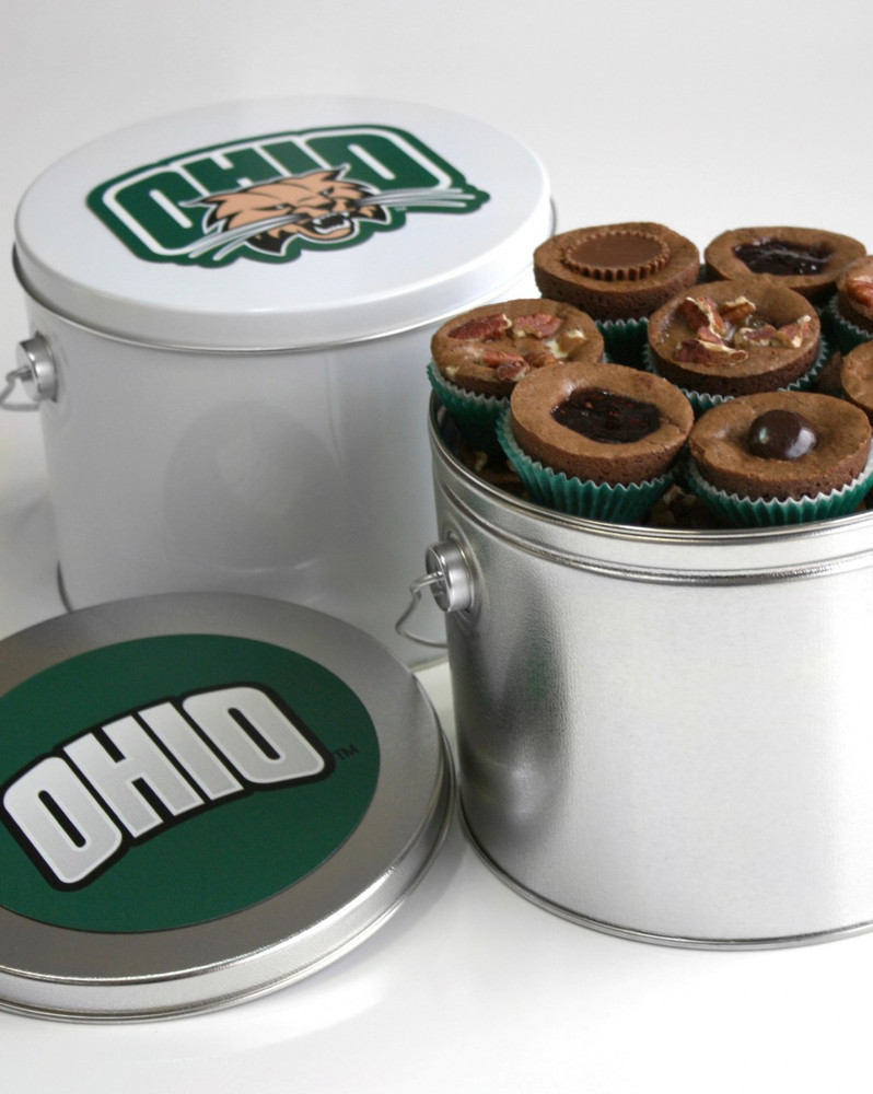 Ohio University Brownies, Small Bucket