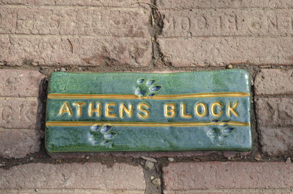 ATHENS BLOCK STUDIO TILE