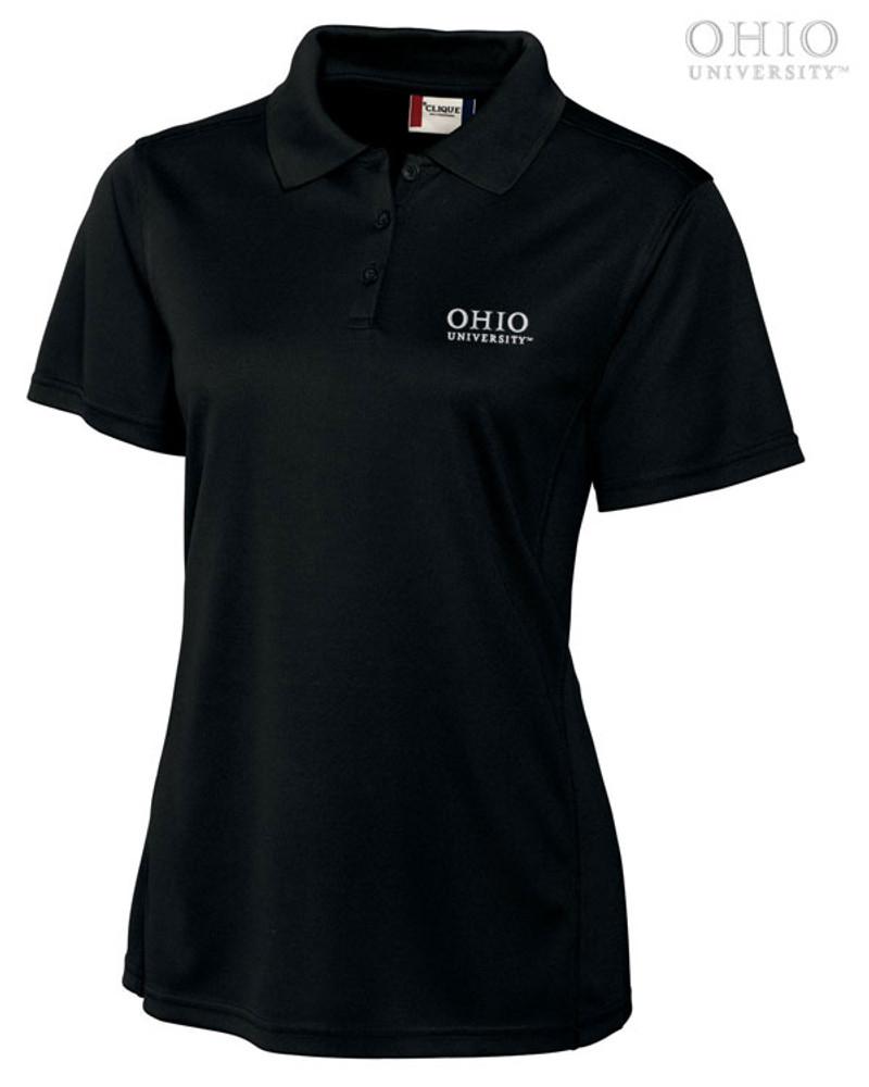 Women's OHIO Lady Pique Polo