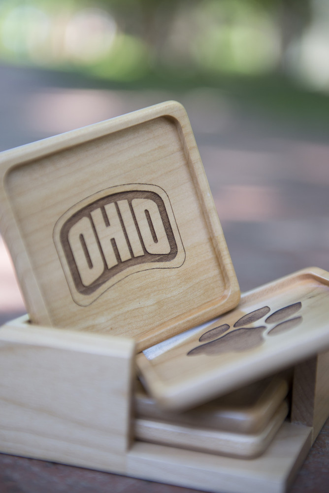 OHIO COASTER SET
