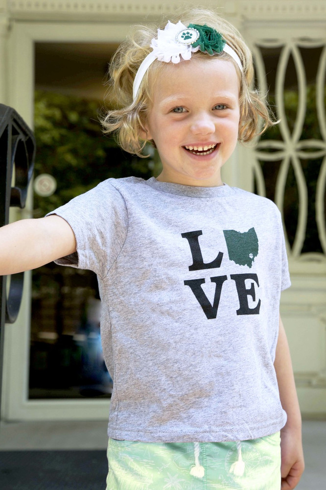 YOUTH LOVE OHIO T-SHIRT