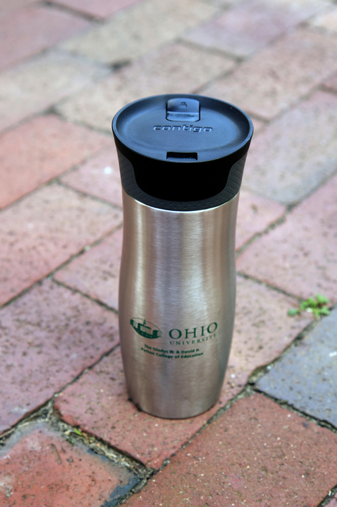 PATTON COLLEGE TUMBLER