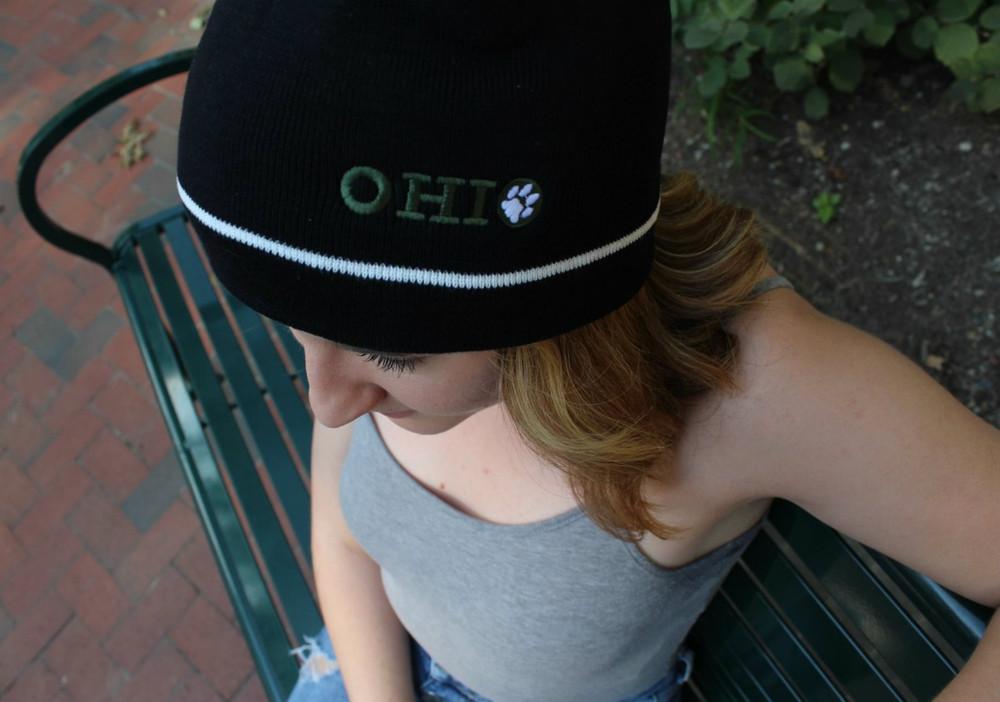 OHIO Paw Beanie by Levelwear