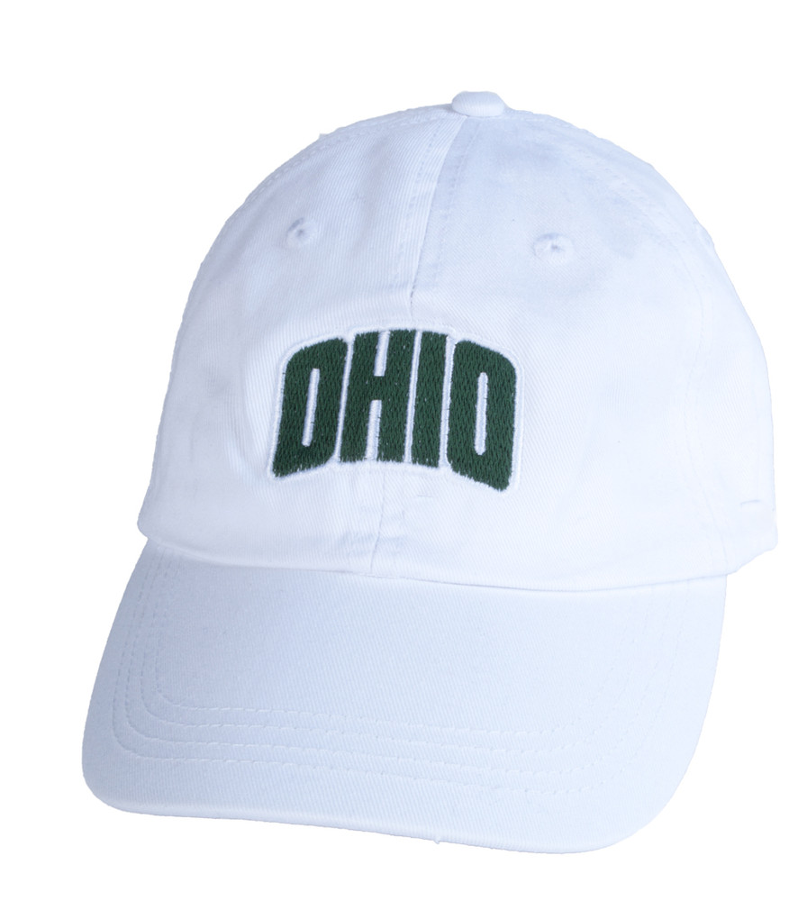 ARCHED OHIO HAT