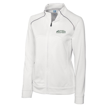 CUTTER & BUCK WOMEN'S EDGE FULL-ZIP