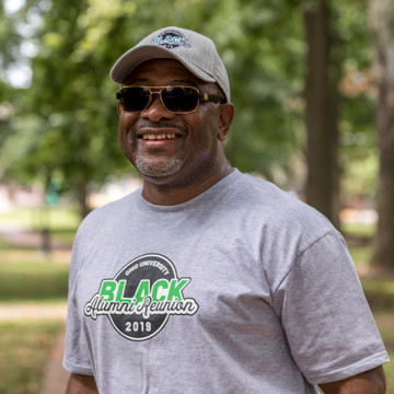 BLACK ALUMNI REUNION 2019 T-SHIRT