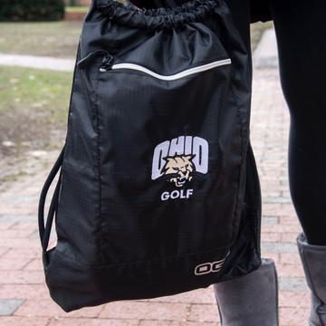 OGIO OHIO GOLF DRAWSTRING BAG