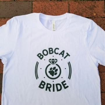 BOBCAT BRIDE T-SHIRT