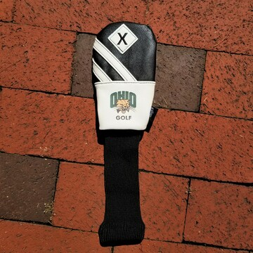OHIO GOLF CALLAWAY VINTAGE X HYBRID BLACK HEADCOVER