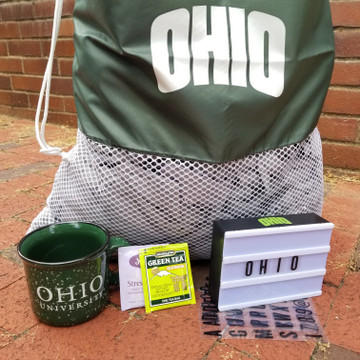 WELCOME TO OHIO CARE PACKAGE FALL 2020
