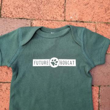 INFANT FUTURE BOBCAT BODYSUIT