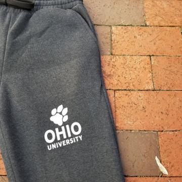 OHIO UNIVERSITY PAW SWEATPANTS