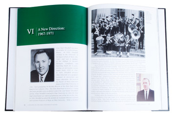 Diamond OHIO Book, Ohio University Marching Band, Page Detail