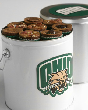 Ohio University Brownies, Large Bucket