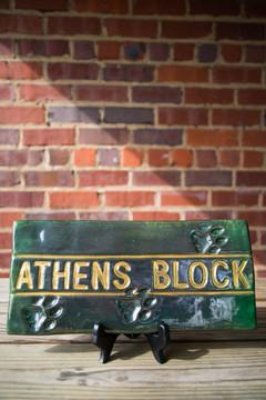 ATHENS BLOCK STUDIO TILE (OVERSIZED)