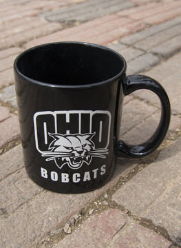 ATTACK CAT COFFEE MUG