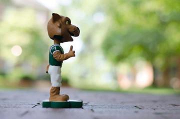 RUFUS BOBBLEHEAD FOOTBALL EDITION
