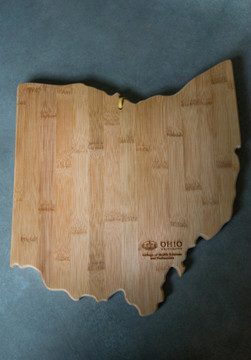 COLLEGE OF HEALTH SCIENCES AND PROFESSIONS CUTTING BOARD
