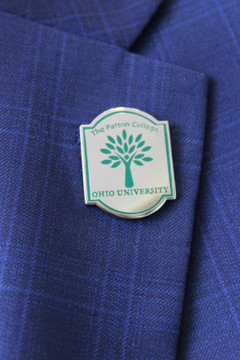 PATTON COLLEGE LAPEL PIN