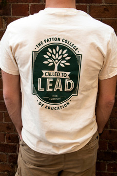PATTON COLLEGE OF EDUCATION T-SHIRT