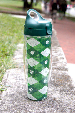 ARGYLE WATER BOTTLE