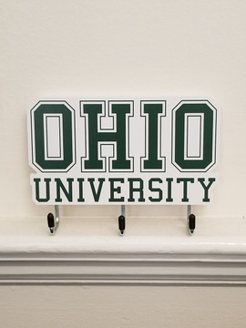 OHIO UNIVERSITY KEY HOOK