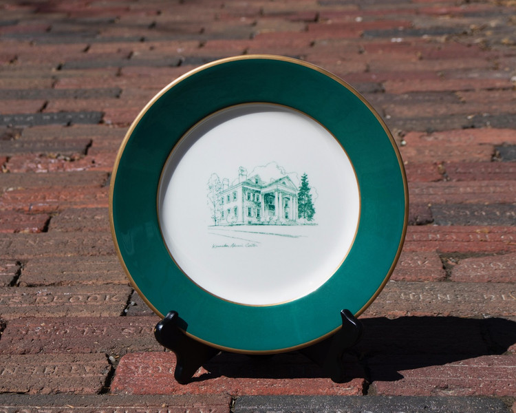 KONNEKER ALUMNI CENTER PLATE