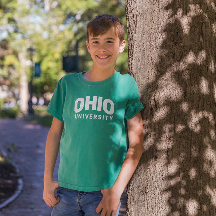 YOUTH ARCHED OHIO T-SHIRT